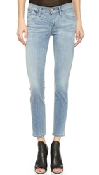 Gold Sign Frontier Skinny Jeans Allure