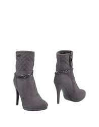 Braccialini Tua By Ankle Boots Grey