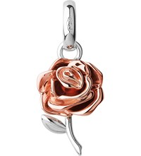 Links Of London Mothers Day Sterling Silver And 18Ct Rose Gold Vermeil Charm