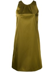 Nina Ricci Sleeveless Dress Green