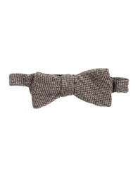 Altea Bow Ties Dark Brown
