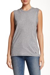 Marc By Marc Jacobs Crew Tank Gray