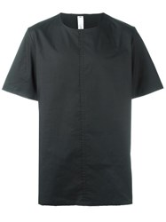Damir Doma 'Twain' Oversized Top Black