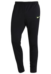 Nike Performance Academy Tracksuit Bottoms Black Black Electric Green
