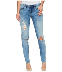 Blank Nyc Skinny Classique Jeans In Medium Wash Blue Medium Wash Blue Women's Jeans