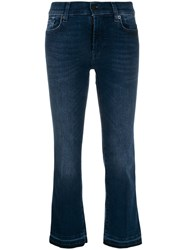 7 For All Mankind Illusion Integrity Cropped Jeans 60