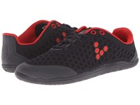 Vivobarefoot Stealth Ii Black Red Women's Shoes
