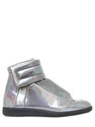 Maison Martin Margiela Future Iridescent High Top Sneakers