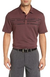 Travis Mathew Men's Surs Trim Fit Golf Polo