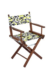 Adolfo Carrara Camouflage Director's Chair