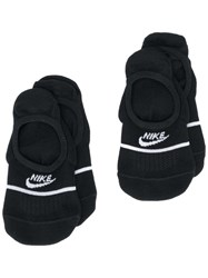 Nike Essential No Show Socks Black