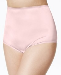 Vanity Fair Perfectly Yours Ravissant Nylon Brief 15712 Blushing Pink