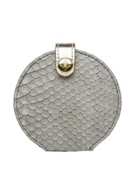 Stephanie Johnson Python Embossed Mini Travel Mirror No Color