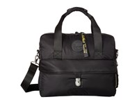 Dr. Martens Nylon Messenger Black Nylon Messenger Bags