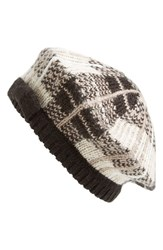 Women's Kate Spade New York 'Woodland Plaid' Beret