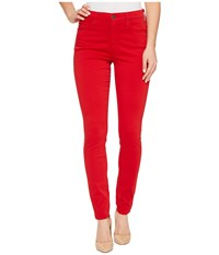 Ag Adriano Goldschmied Farrah Ankle Skinny In Parisian Red Parisian Red Women's Jeans