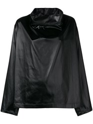 Christophe Lemaire Loose Fit Top Black