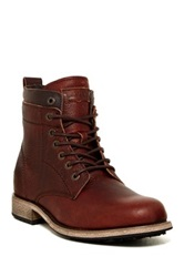 Levi's Mission Lace Up Boot Brown