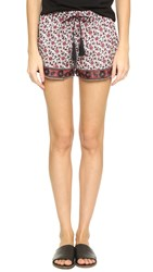 Soft Joie Magee Shorts Porcelain Birch