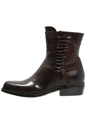 Mjus Boots Cacao Brown