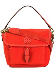 Tory Burch 'Scrout' Crossbody Bag Yellow Orange