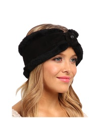 Ugg Carter Headband Black Traditional Hats