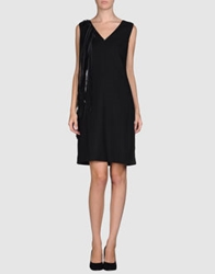 Kostas Murkudis Short Dresses Black