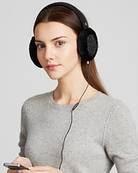 Ugg Australia Lyla Sequin Wired Earmuffs Black