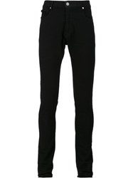 Rta Long Skinny Jeans Black