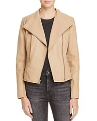 Marc New York Felix Leather Jacket Twine