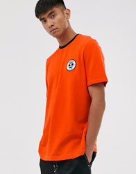 Hummel Short Sleeve T Orange