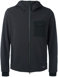 Woolrich Hooded Jacket Black