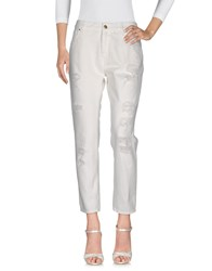 Space Style Concept Jeans White