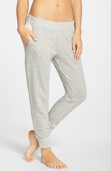 Alternative Apparel Tapered Sweatpants Heather Grey