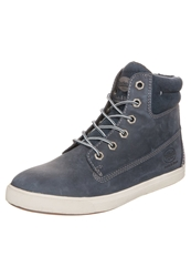 Dockers By Gerli Hightop Trainers Navy Dark Blue