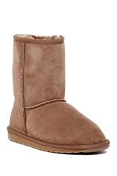 Emu Stinger Lo Genuine Sheep Fur Boot Beige