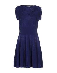 Ballantyne Dresses Short Dresses Women Blue