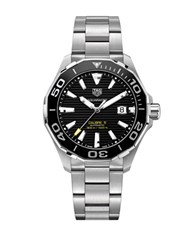 Tag Heuer Aquaracer Automatic Stainless Steel Watch Way201aba092 Silver