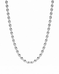 Pandora Design Pandora Necklace Sterling Silver Chain 31.5