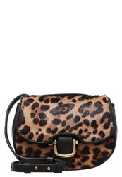 J.Crew Across Body Bag Hazelnut Brown
