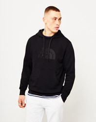 The North Face Light Drew Peak Hoodie Black