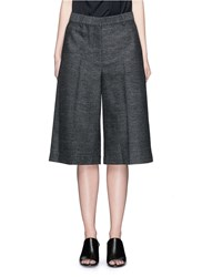 3.1 Phillip Lim Wool Linen Culottes Grey