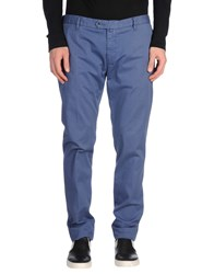 L.B.M. 1911 Trousers Casual Trousers Men Pastel Blue