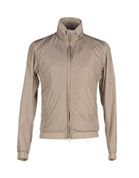 Montedoro Coats And Jackets Jackets Men Beige