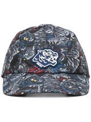 Kenzo 'Flying Tiger' Cap Multicolour