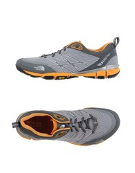 The North Face Footwear Low Tops And Trainers Men Grey