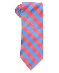 Eagles Wings Oklahoma City Thunder Checked Tie