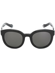 Vivienne Westwood Anglomania Round Frame Sunglasses Black