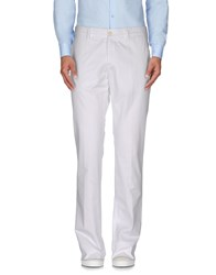Aspesi Casual Pants White