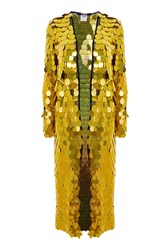 Jaded London Gold Hologram Large Sequin Kimono By Gold ce6d99d0f
